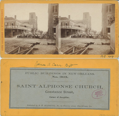St. Alphonse Church