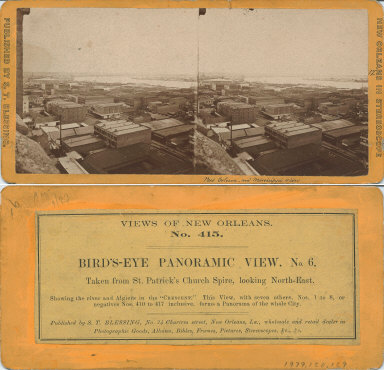 Bird's-eye panoramic view no. 6