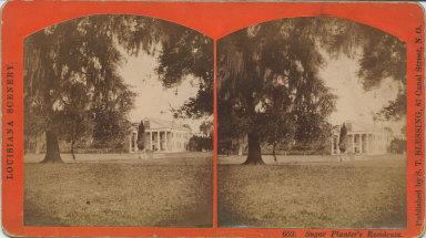 Sugar planter's residence