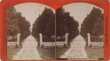 Entrance Chalmette