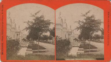 Metarie [sic] Cemetery