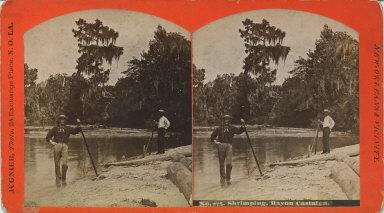 Shrimping Bayou Castaign