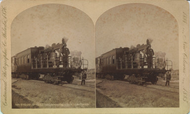Liberty bell, Independence train and guards