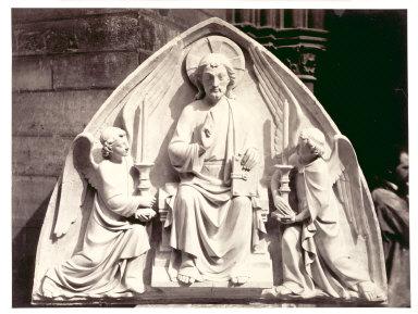 Tympanum, Strasbourg Cathedral