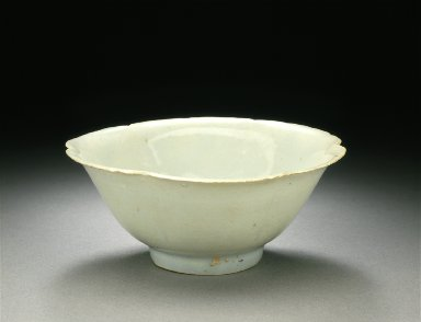 Bowl (Wan) in the Form of a Plum Blossom
