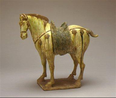 Funerary Sculpture of a Horse