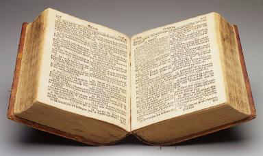 <I>Biblia<I> (Bible)