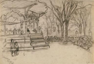 Central Park Bandstand