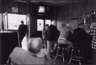 Bar Scene, Pillone's Bar, Coney Island, New York