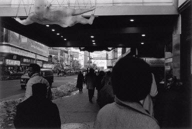 Street Scene, Times Square