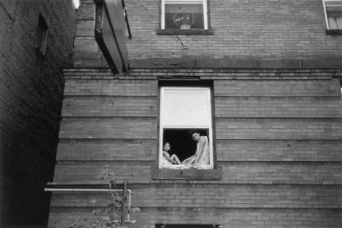 Mother and Child, Kenosha Apartments, Minneapolis