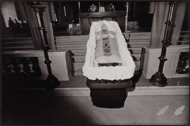 Funeral of Archbishop, St. Paul Cathedral, St. Paul, Minnesota