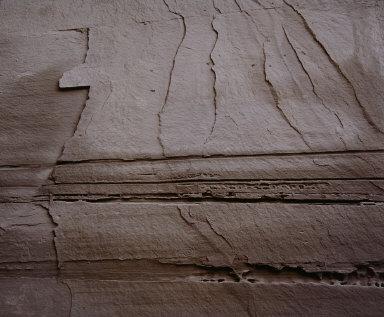 Spiral Petroglyph, Canyon de Chelly, Arizona