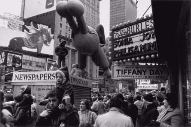 Macy's Thanksgiving Day Parade, New York