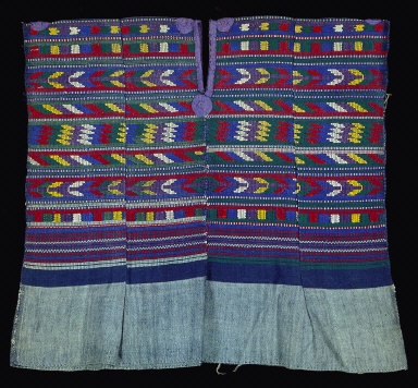 Woman's blouse (huipil)