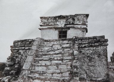 Diving God, Tulum, Mexico