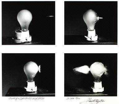 Death of a Lightbulb/.30 Caliber Bullet