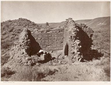Ruins in Ancient Pueblo of San Juan, Colorado