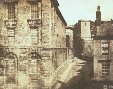 Part of Queen's College, Oxford