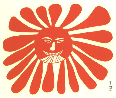 The Woman Who Lives in the Sun