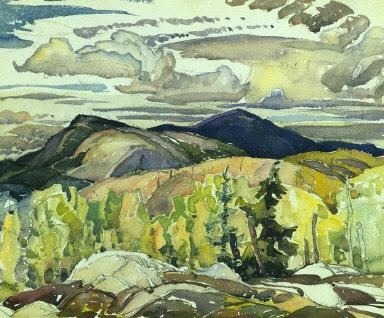 La Cloche Landscape