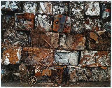 Densified Scrap Metal #3A, Toronto, Ontario