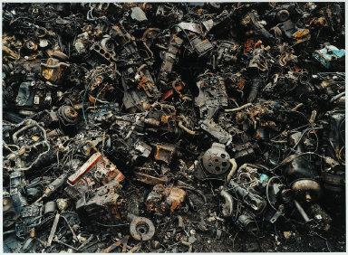 Scrap Auto Engines #11, Hamilton, Ontario