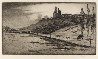 Mont Saint-Éloi from the Southeast