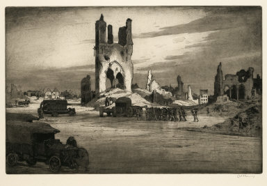 The Great Square, Ypres
