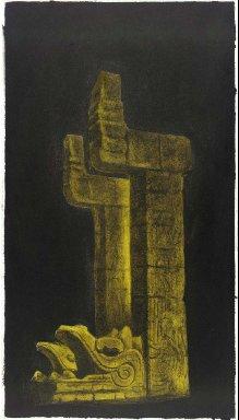 Serpent Columns--Chichén Itzá