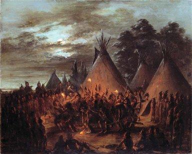 Scalp Dance, Sioux