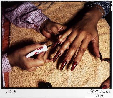 Nails, from the Los Angeles Documentary Project