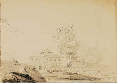 Mill Near Grotto, Aldberg