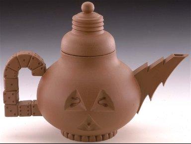 Light Bulb Teapot, Variation #6