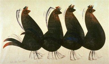 Four Cocks