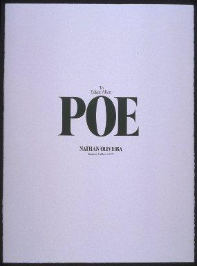 To Edgar Allan Poe