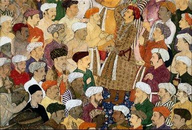 Darbar of Jahangir
