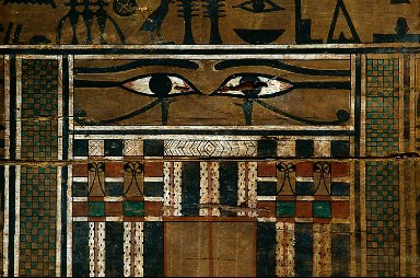 Coffin of the lady of the House Neby