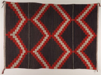 Blanket, Moki (Hopi Style)