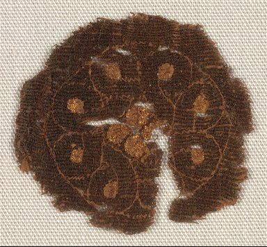 Round Segmentum from a Tunic