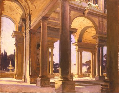 Study of Architecture, Florence