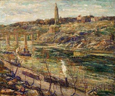 Harlem River at High Bridge
