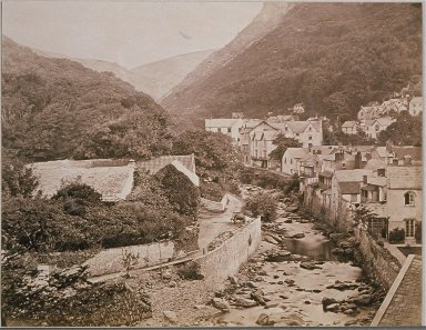 At Lynmouth