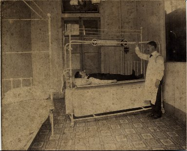 Charity Hospital emergency room