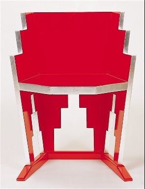 Skyscraper chair
