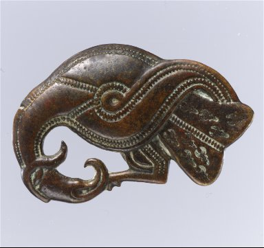 Brooch in the Form of a Bird of Prey