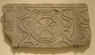 Fragment of a Sarcophagus