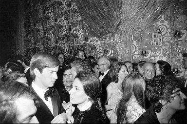Opening at Museum of Modern Art, Alexander Calder Exhibition, New York