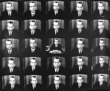Nixon Speaking, Buffalo, New York, from the Political T.V. Series