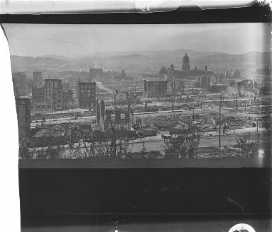 Untitled from the San Francisco Earthquake and Fire